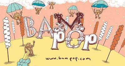 BAM POP!